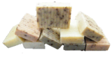 All natural lavender soaps & all seven chakra balancing essentials oil soap blends to balance the chakras.